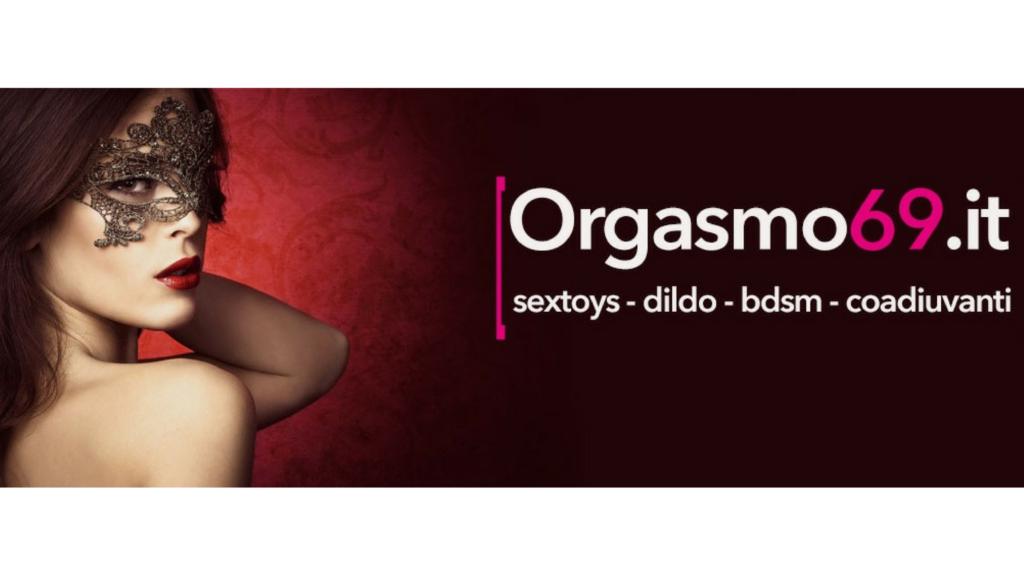 Orgasmo69.it sex toys al miglior prezzo e consegna anonima 100%